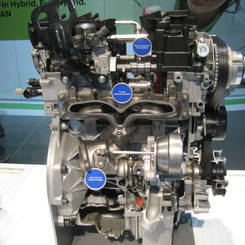 What is Ford EcoBoost Technology?