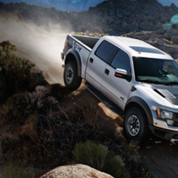 The 2014 F150: Built to Withstand Even the Toughest of Farming Conditions