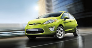 Cool Features on the Ford Fiesta