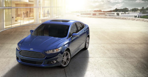 You Won't Believe What the New Ford Fusion Can Do