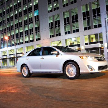 Why You Should Consider Buying a Toyota Camry 2014.5
